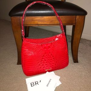 Brahmin Candy Apple Noelle